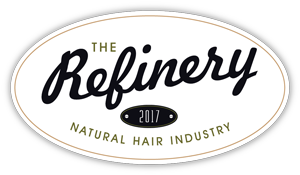 The Refinery Natural Hair Industry Logo